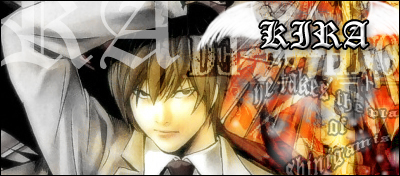 Death Note Signature